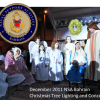 Questions Regarding Navy Base Bahrain Gospel Outreach Concert