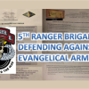 5th Ranger Battalion Disciplines Evangelical Chaplain