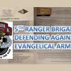 5th Ranger Battalion Disciplines Evangelical Chaplain