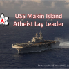 Navy Approves Atheist Lay Leader