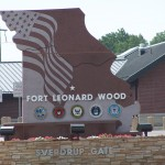 Ft Leonard Wood Main Gate