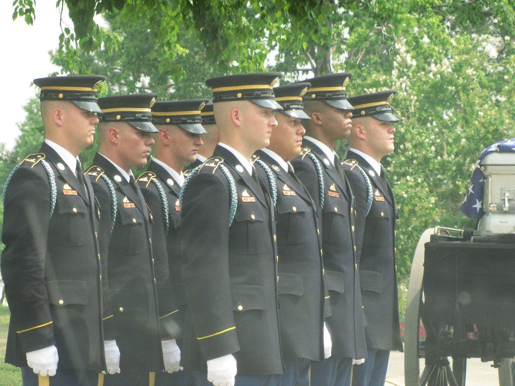 News Detail: Arlington Cemetery Confirms Secular Policy