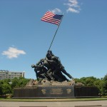 A monument to honor all Marines