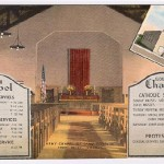 Army Chapel example - open to all, but not biased toward any