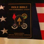 Dear Muslims, This is the Bible used by our best-trained killers.