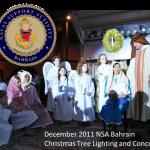 NSA Bahrain nativity
