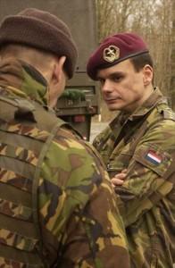 Lt Col de Kooter