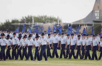 what is air force basic training like