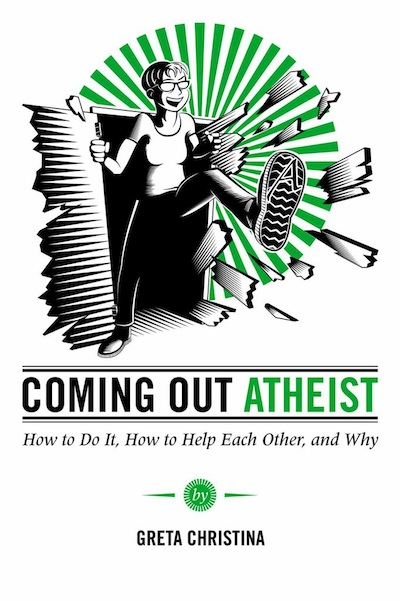 Coming Out Atheist cover 400