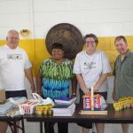 Ft Bragg School Supply Fundraiser July 2014